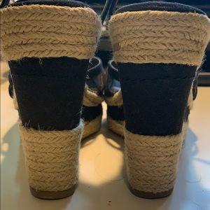 Nine West Shoes - Nine West platform espadrille sandal